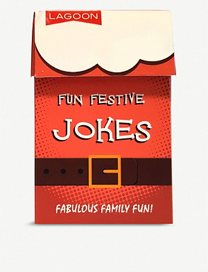 LAGOON Fun Festive Jokes card set
