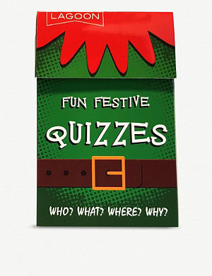 LAGOON Fun Festive Quizzes set