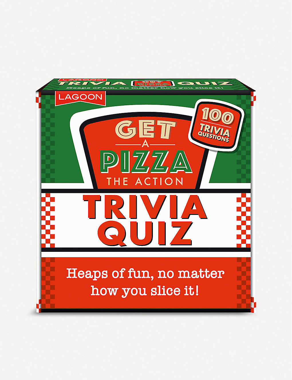 LAGOON: Get a Pizza the Action Trivia Quiz
