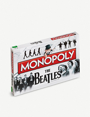 WINNING MOVES The Beatles Monopoly