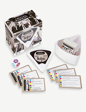 WINNING MOVES The Beatles Trivial Pursuit