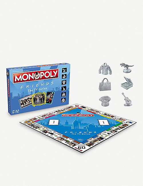 WINNING MOVES Friends Monopoly