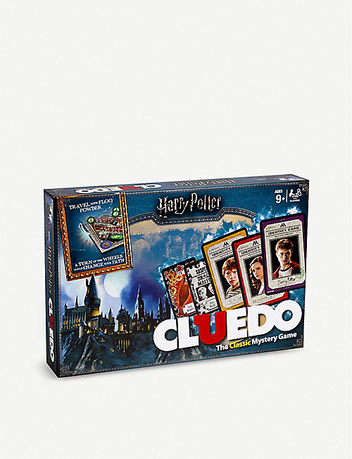 WINNING MOVES Harry Potter Cluedo