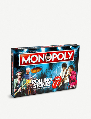 WINNING MOVES The Rolling Stones Monopoly