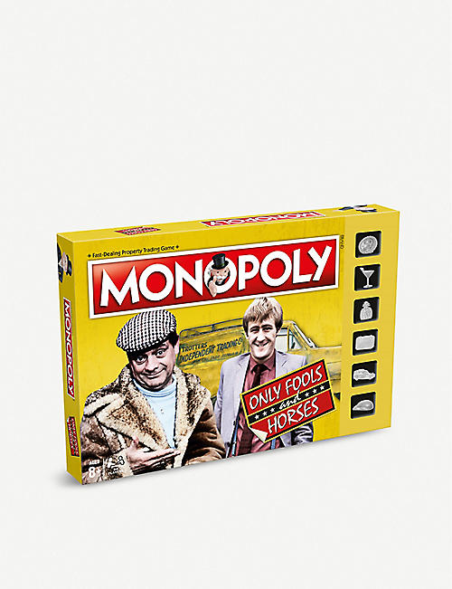 WINNING MOVES Only Fools and Horses Monopoly