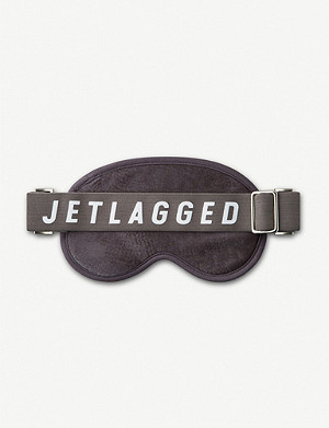 PRINT WORKS Jetlagged adjustable eye mask