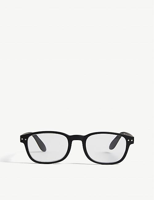 f42928f3ff IZIPIZI  B Reading square-frame glasses +2.5
