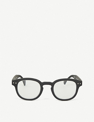 IZIPIZI Letmesee #C oval-shaped reading glasses +3
