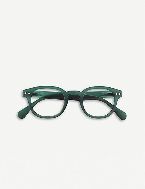 a262b185092 IZIPIZI Letmesee  C acetate reading glasses +2.00