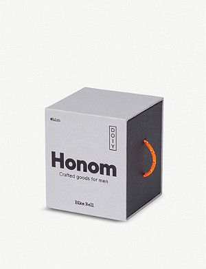 DOIY Honom aluminium and steel bicycle bell