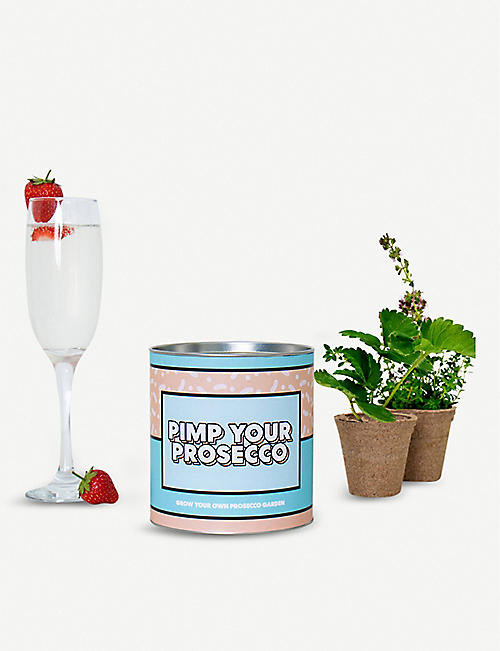 CHRISTMAS Firebox Pimp Your Prosecco kit