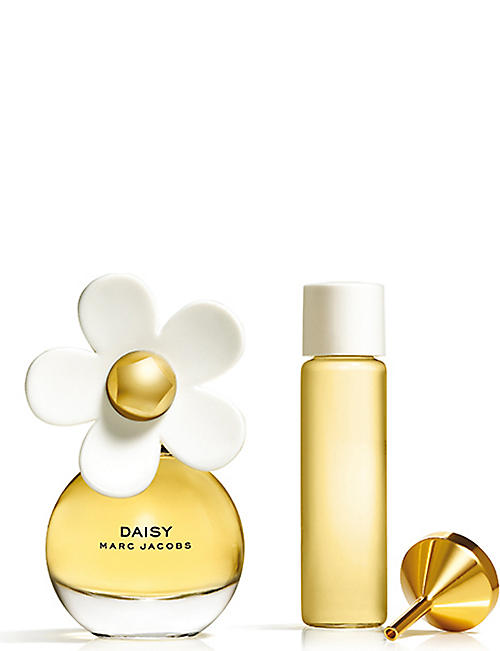 MARC JACOBS Daisy eau de toilette and refill set