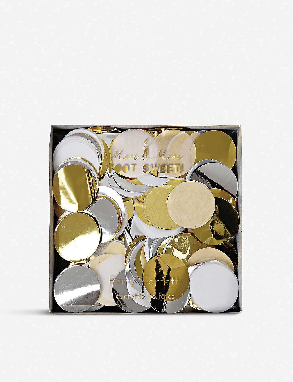 MERI MERI: Metallic confetti balloon kit