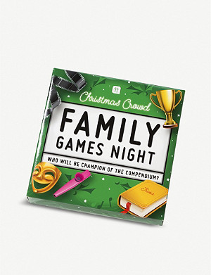 TALKING TABLES Family Game selection box