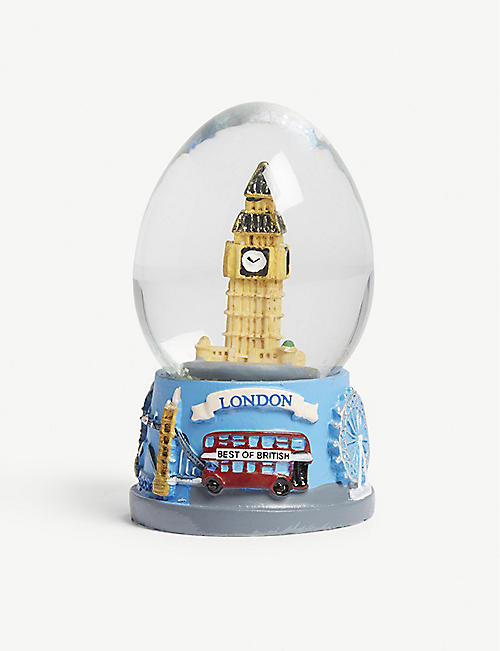 LONDON Big Ben snow globe 7cm