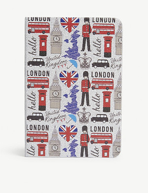 ICE LONDON London A6 notebook