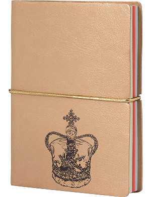 ICE LONDON Hello London crown notebook