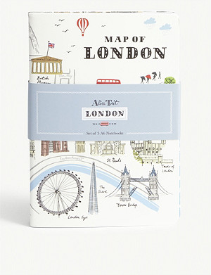 ALICE TAIT London notebooks set of three