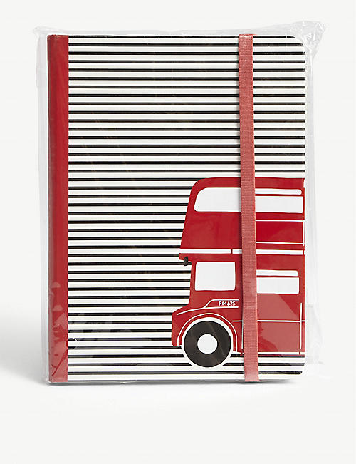RED BUS Printed journal 18x13cm
