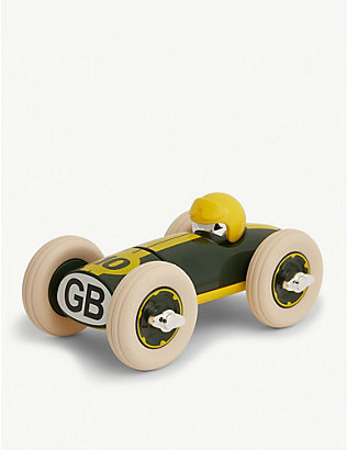 PLAYFOREVER: Bonnie GB race car toy