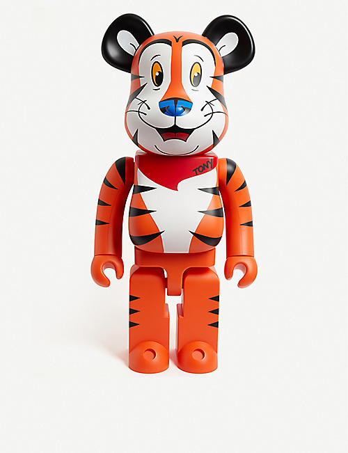 BE@RBRICK Tony the Tiger 1000% plastic figure 70cm