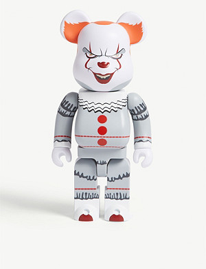 BE@RBRICK Pennywise 400% figure