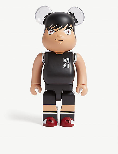 BE@RBRICK Hyuuga Kojiro 100% & 400% set of two figures