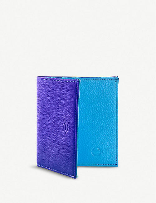LU COLLECTIONS Piccadilly Line faux-leather wallet