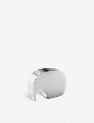 GEORG JENSEN Elephant aluminium bottle opener