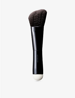 SUQQU: Dual-ended foundation brush