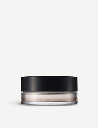 SUQQU: Sheer Loose Powder