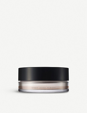 SUQQU Sheer Loose Powder