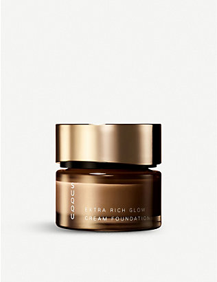 SUQQU: Extra Rich Glow Cream Foundation 30g