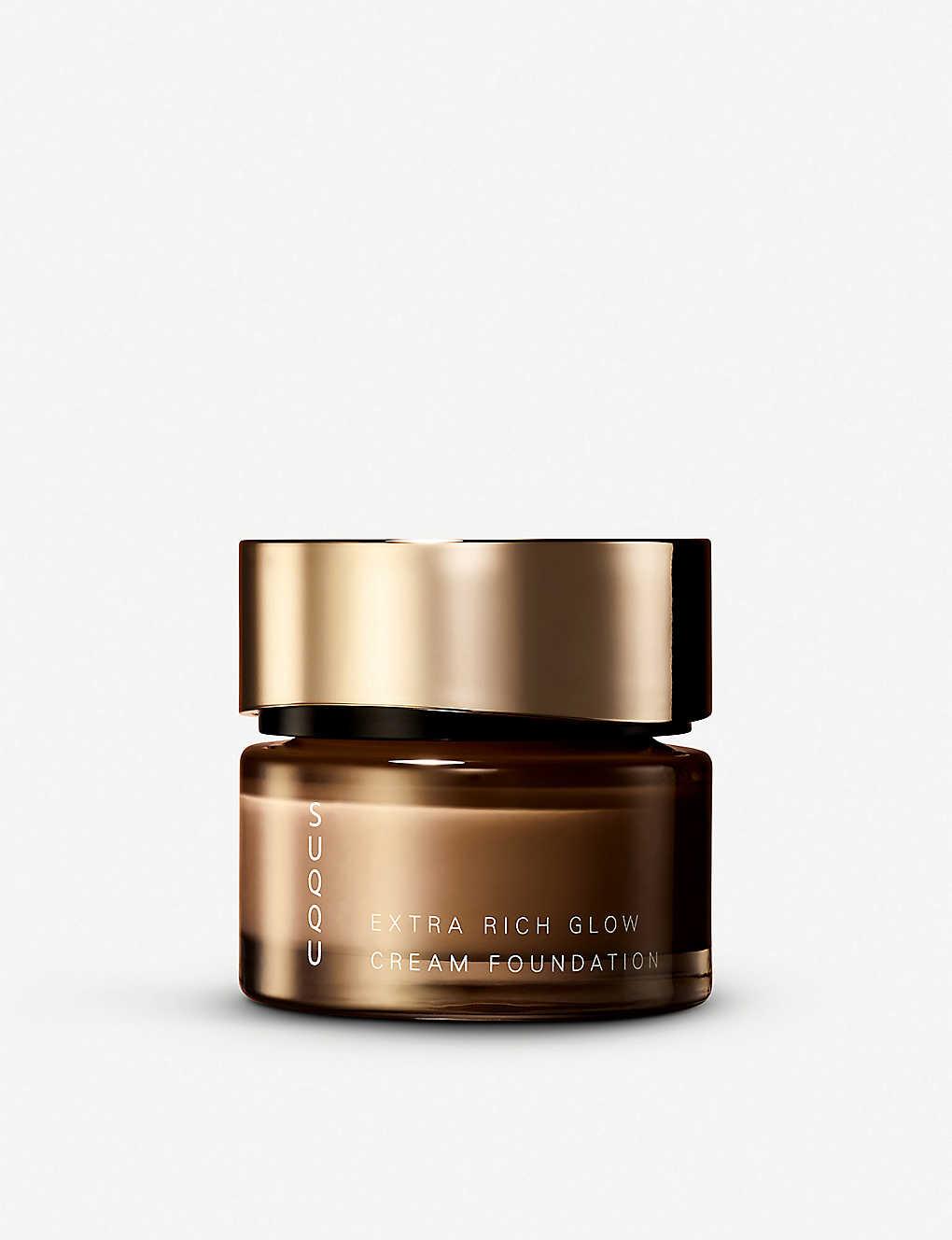 SUQQU: Extra Rich Glow Cream Foundation 30g