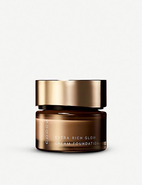 96049c7780c407 SUQQU Extra Rich Glow Cream Foundation 30g