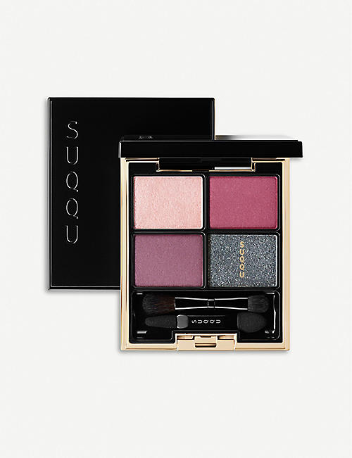 SUQQU Designing Colour Eyes eyeshadow palette 5.6g