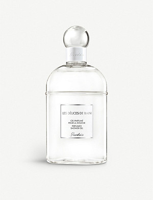 GUERLAIN Les Délices de Bain shower gel 200ml