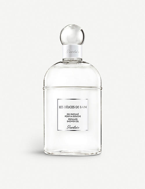 GUERLAIN: Les Délices de Bain shower gel 200ml