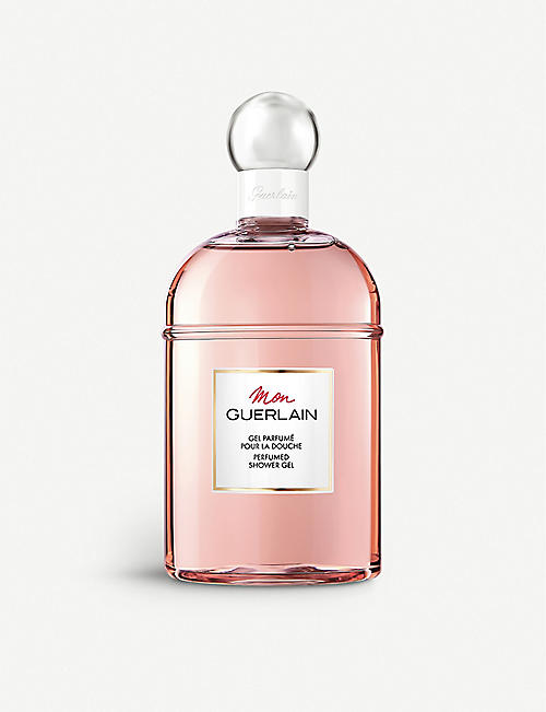 GUERLAIN: Mon Guerlain shower gel 200ml