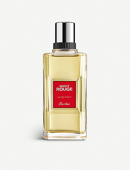 GUERLAIN: Habit Rouge eau de parfum spray 100ml