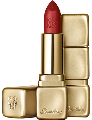 GUERLAIN KissKiss Matte Lip Colour 3.5g