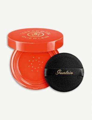 Terracotta Cushion Fresh Bronzing Fluid Makeup Spf20 by Guerlain