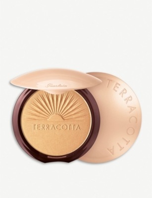 GUERLAIN Terracotta Summer Glow Golden Glow Highlighter Powder