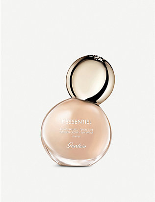 GUERLAIN: L'Essentiel natural glow foundation 30ml