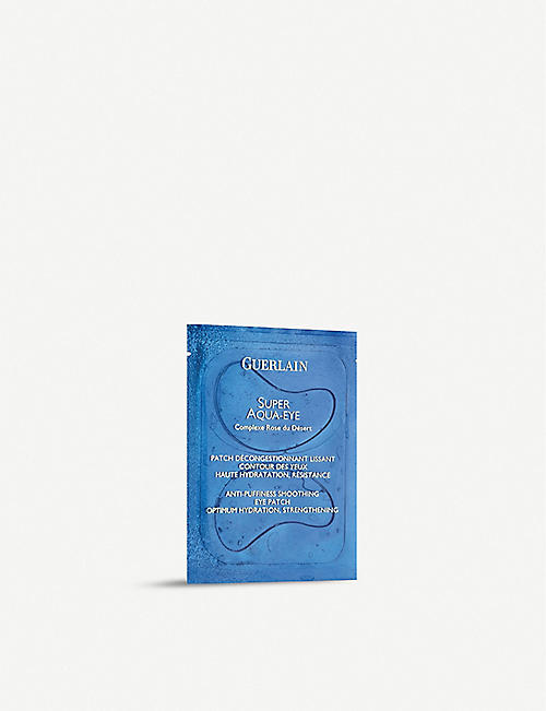 GUERLAIN: Super Aqua-Eye patches 20ml