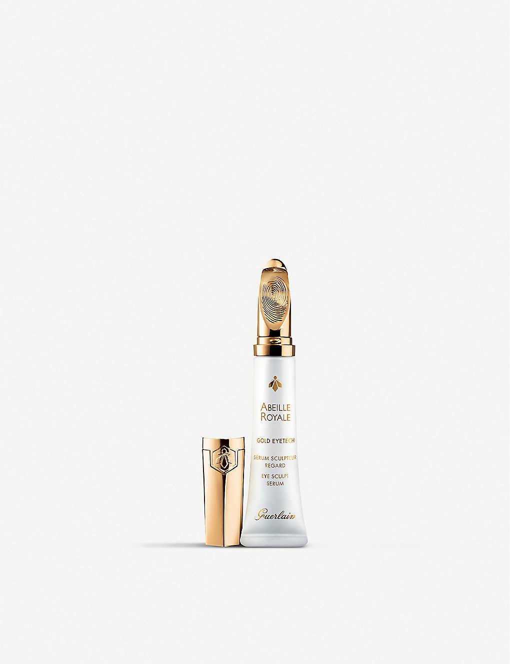 GUERLAIN: Gold Eyetech Eye Sculpt serum 15ml