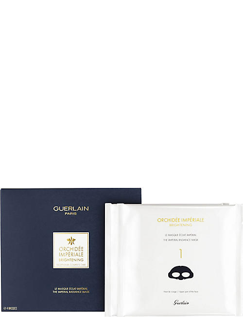 GUERLAIN: The Imperial Radiance Mask