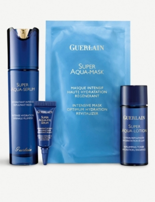 GUERLAIN Super Aqua set