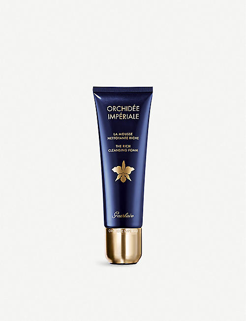 GUERLAIN: Orchidée Impériale Rich Cleansing Foam 125ml