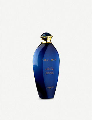 GUERLAIN: Shalimar Sensational moisturising body lotion 200ml